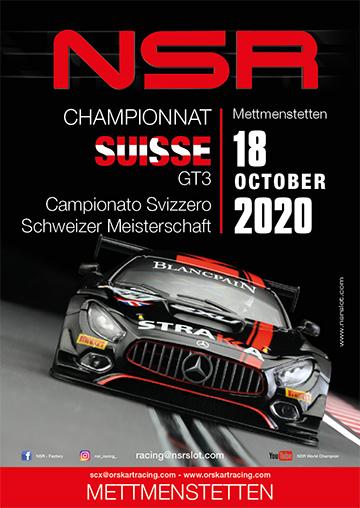 NSR GT3 CH Meisterschaft 2020